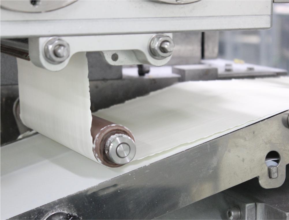 おいしさの決め手 0.45mm 極限の薄皮